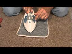 How to repair carpet using carpet patch, easy way to repair any carpet. you can visit our website @ www.howtorepaircarpet.com