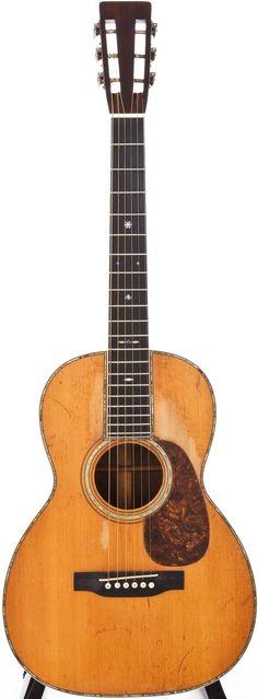 1930 Martin 00-42 Natural Acoustic Guitar