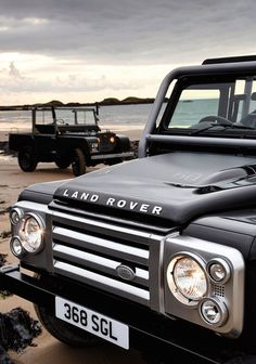 defender. some day.