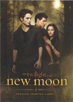Libro Luna Nueva  Crepusculo