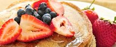 Nom Nom Nom...pancakes CAN be healthy! tone-it-up-girls-beach-bod-inspiration