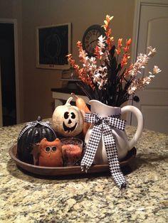 Falloween arrangement
