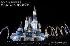 Top Tips for Disney World Travel  Do's & Don'ts for Magic Kingdom