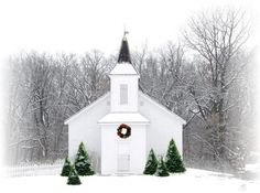 Church on Christmas