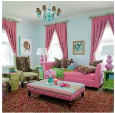 Lilly Pulitzer Inspired Decor ...