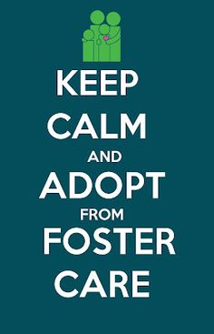 heartbreaking (but brilliant) post from a former foster child who lived in 42 foster placements before aging out at 18...