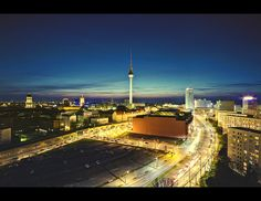 Berlin from the top # Explore #
