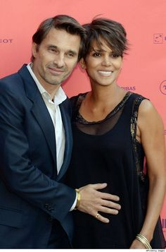 Halle Berry and Olivier Martinez Getting Married in Weekend Wedding? | Cambio