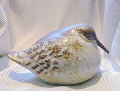 Favorites | Andersen Studio Ceramic Birds: The Gentle Sandpiper | Flickr - Photo Sharing!