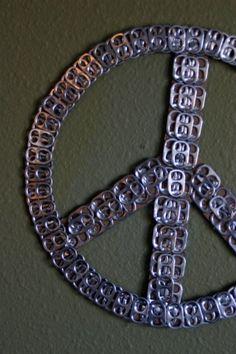 pop top peace sign
