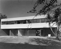 Casa Stallforth 1952  México D.F.  Arq. Ramón Torres, Arq. Héctor Velázquez