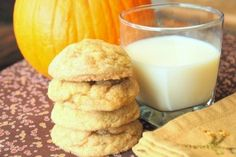 Yum yum! I love fall recipes!