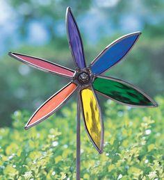 artists, glass flowers, yard, garden art, glass pinwheel, the artist, stain glass, art shows, stained glass