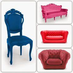 Muebles para el jardín by *PrimerasNecesidades*