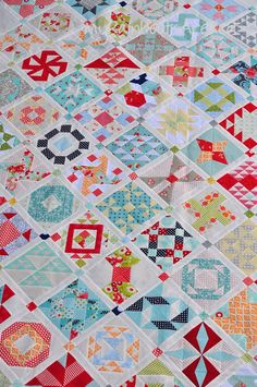 Another great Farmer's Wife quilt