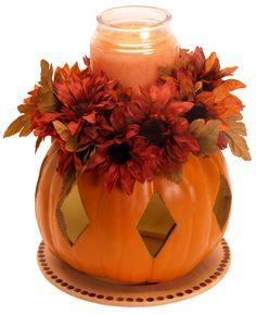 Fall Wedding Centerpieces Pumpkin