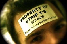 Strip T's in Watertown