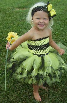Bumble Bee tutu Costume