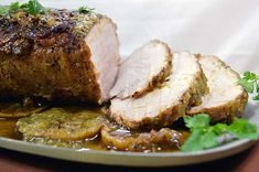 Pork Tomatillo Verde with Lime – Pure Grace Farms