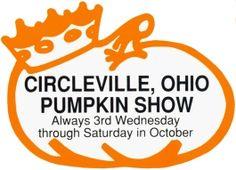Circleville Pumpkin Show - Oct. 17 to 20, 2012