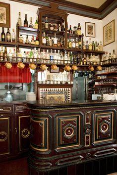 Taberna en Madrid