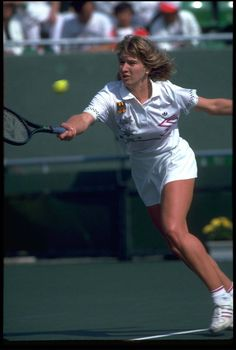 1988 - Steffi Graf Winning the Women's Singles Gold Medal, Seoul Summer Olympics  Steffi Graf won the gold medal after winning the tennis Grand Slam, becoming the fifth player to win the Grand Slam and the Olympic gold medal the same year.