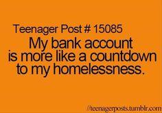 Hahaha its true!!