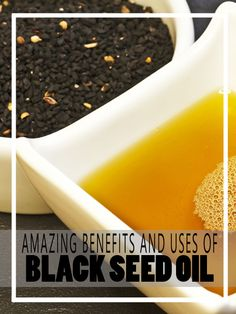 Amazing Benefits and Uses for Black Seed Oil - Homesteading and Health