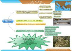 1 ACHEI-territorio e fortezze - mappa di Fabio Veronese