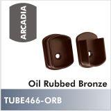 Arcadia Closet Rod Flange Oil Rubbed Bronze $5.50