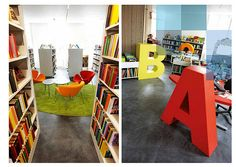 bci innovative library design