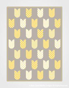 Natalie quilt pattern at Main Street Market Designs