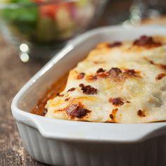 Super Veggie Lasagna...yum! #veggielasagna #easylasagnarecipes