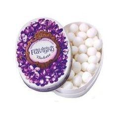 violette pastilles