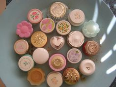 Vintage Avon perfumes