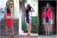 Love it! Trendy Twist on the LBD and 3 ways to style it! #ThisisStyle #shop #cbias