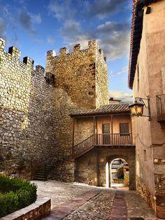 Albarracín , Teruel, España