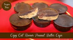 Copy Cat Reese's Peanut Butter Cups (S)