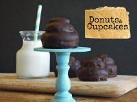 Almond Joy Mini Donut-Cupcakes... Whatttt!!?!! :P