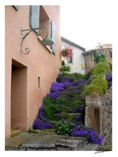 Le village de Saint-Victor