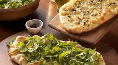 Grilled Pizzas with Brie, Caramelized Onions, and Capers Recipe by Jamie Purviance