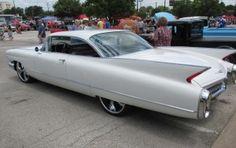 1960 Caddy Coupe DeVille