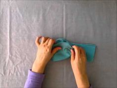 ▶ How to fold socks  compactly and neatly / video by Alika. Click on CC button to watch it with captions in English. YouTube