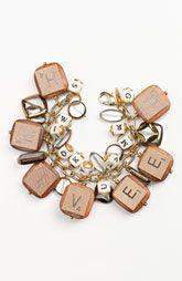 Lenora Dame 'Board Game' Charm Bracelet