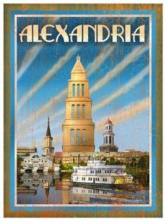 Alexandria VA artwork