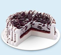 A Dairy Queen Cake!