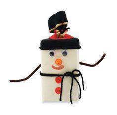 Tea Box #Snowman #holiday #kids #MichaelsStores
