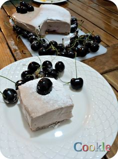 Cheese Forest! The fusion of a cheesecake (not baked) with chocolate and cherries)!! COOKLE IT