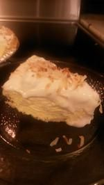 Sugar Free Coconut Cream Pie