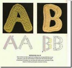 alphabet 1 crochet craze, crochet gift, crochet idea, complemento crochet